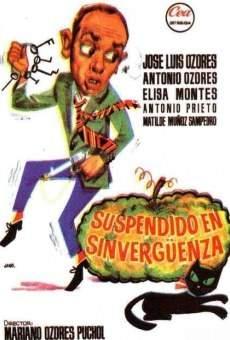 Ver película Suspendido en sinvergüenza