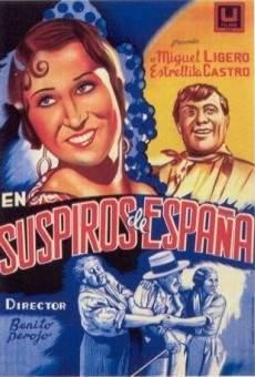 Película: Suspiros de España