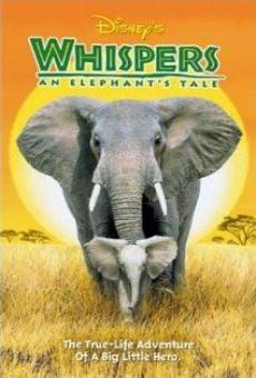 Ver película Susurros: un cuento de elefantes