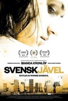 Ver película Svenskjävel