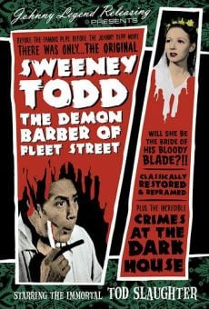 Sweeney Todd: The Demon Barber of Fleet Street on-line gratuito