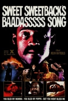 Sweet Sweetback's Baadasssss Song on-line gratuito