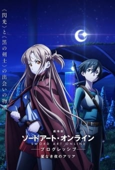Ver película Sword Art Online: Progressive - Hoshinaki Yoru no Aria