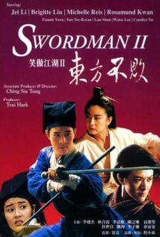 Película: Swordsman II