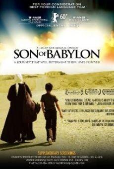Película: Syn Babilonu