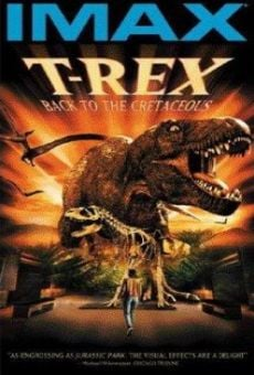 T-Rex: Back to the Cretaceous on-line gratuito
