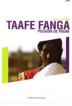 Taafe fanga, pouvoir de pagne on-line gratuito