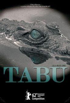 Ver película Tabú
