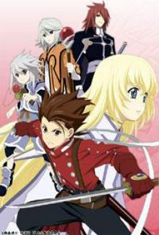 Tales of Symphonia the Animation: Tethe'alla-hen online streaming