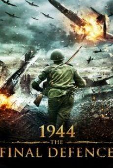 Tali-Ihantala 1944 on-line gratuito