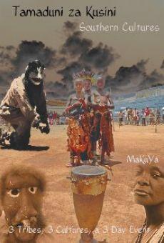 Ver película Tamaduni za Kusini