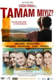 Ver película Tamam miyiz?