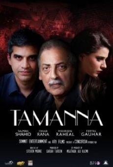 Ver película Tamanna
