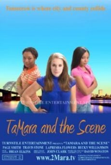 Película: Tamara and the Scene
