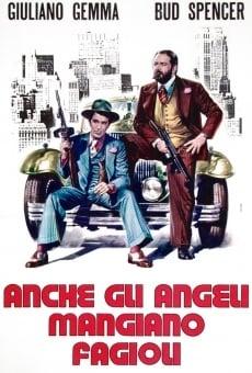 Ver película También los ángeles comen judías