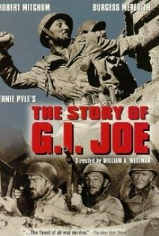 Story of G.I. Joe on-line gratuito