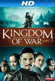 Ver película Tamnaan somdet phra Naresuan maharat: Phaak prakaat itsaraphaap