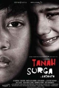 Ver película Tanah Surga... Katanya