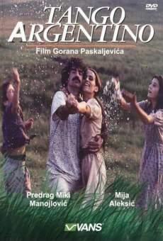 Película: Tango Argentino
