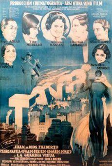 Ver película ¡Tango!