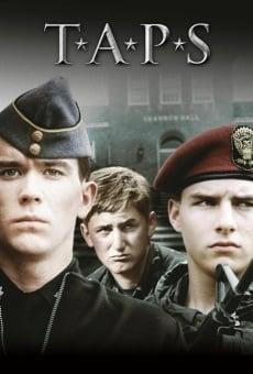 Ver película Taps, más allá del honor