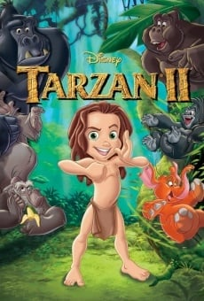 Tarzan II on-line gratuito