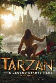Tarzan on-line gratuito