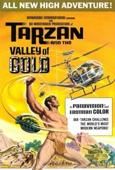 Tarzan nella valle dell'oro online streaming