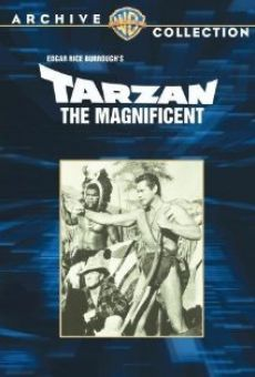 Tarzan the Magnificent online free