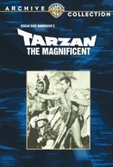Tarzan il magnifico online