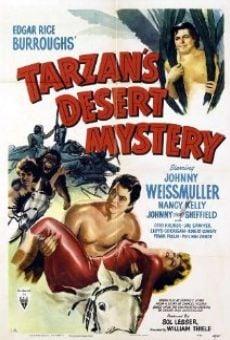Ver película Tarzán en el desierto misterioso
