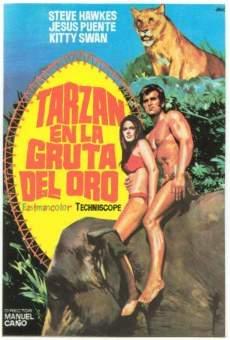 Ver película Tarzán en la gruta del oro