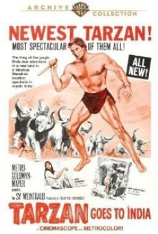 Tarzan in India online