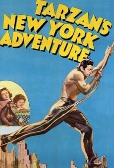 Tarzán en Nueva York online gratis