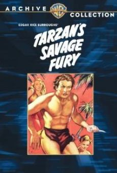 Tarzan's Savage Fury on-line gratuito