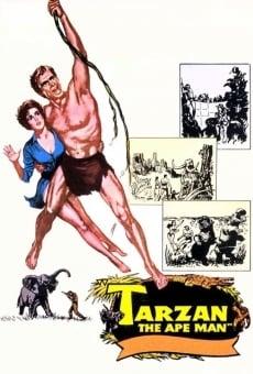 Tarzán el hombre mono