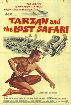 Tarzan and the Lost Safari on-line gratuito