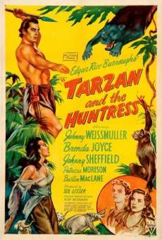 Tarzan and the Huntress on-line gratuito