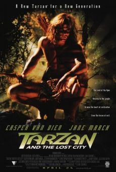 Tarzan and the Lost City on-line gratuito