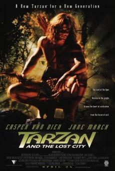 Tarzan and the Lost City online kostenlos