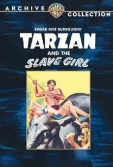 Ver película Tarzán y la esclava