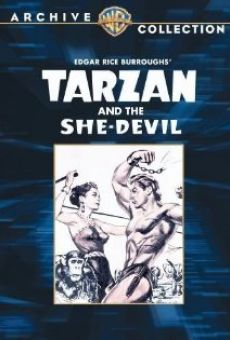 Tarzan and the She-Devil on-line gratuito