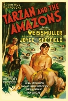 Tarzan and the Amazons on-line gratuito