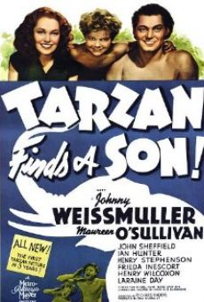 Tarzan Finds a Son! on-line gratuito
