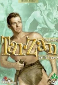 Tarzan and the Trappers on-line gratuito
