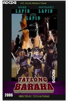 Ver película Tatlong Baraha