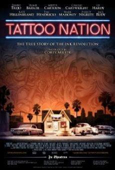 Ver película Tattoo Nation