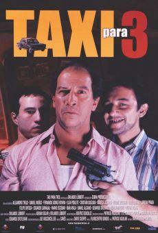Película: Taxi para tres