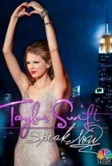 Ver película Taylor Swift: Speak Now