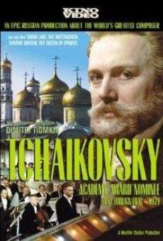 Ver película Tchaikovsky